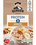 Quaker® Protein Instant Oatmeal - Banana Nut